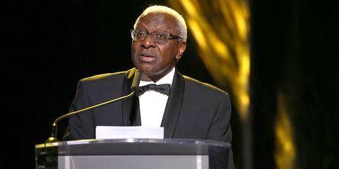 Former IAAF head accused of corruption