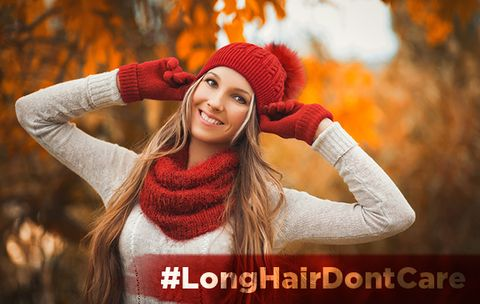 9 Things Girls with Long Hair Do But Will Never Admit To