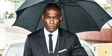 Idris Elba Men's Health
