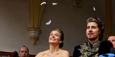 Peter Sagan's Wedding