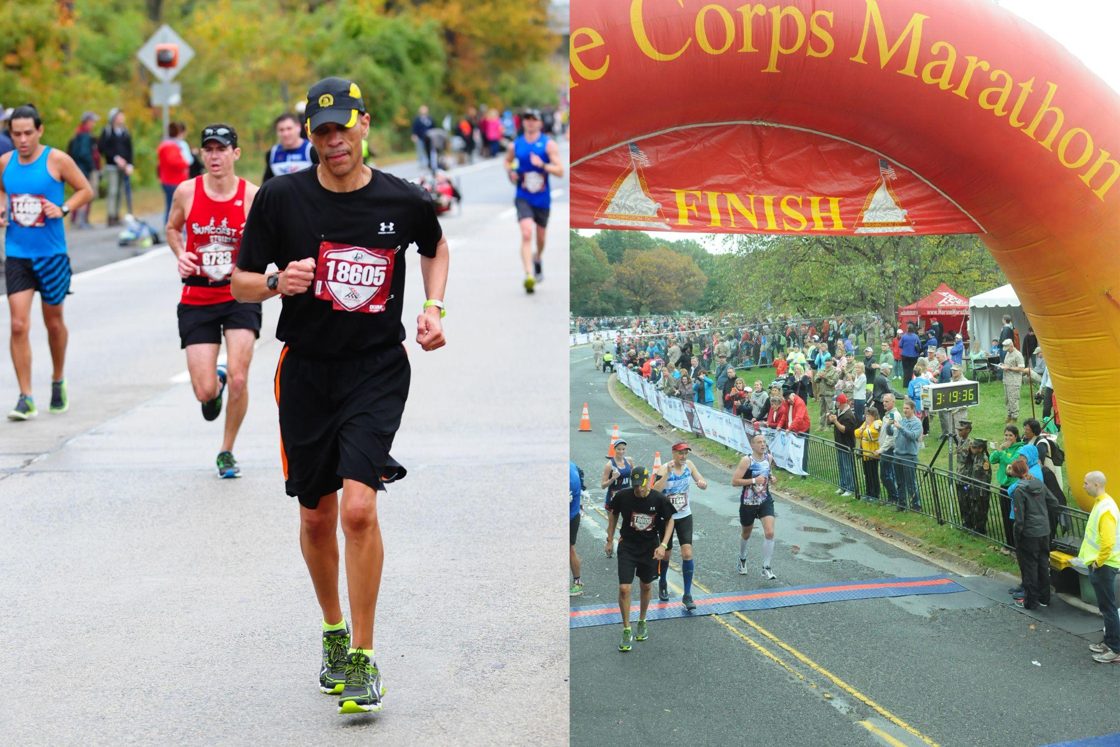 Marine Corps Marathon Issues Lifetime Ban to Runner  fdf8d506d
