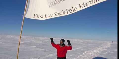 Winter, Travel, Slope, Ocean, Freezing, Adventure, Ice cap, Snow, Flag, Glacial landform,