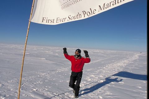 Running the Coldest Marathon in the World (Really)