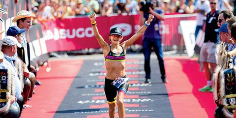 feats of strength mom completes ironman