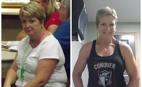 This Woman Lost 5 Dress Sizes And Nearly 50 Pounds