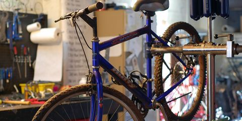 Your mechanic can tell plenty about you by the condition of your bike.