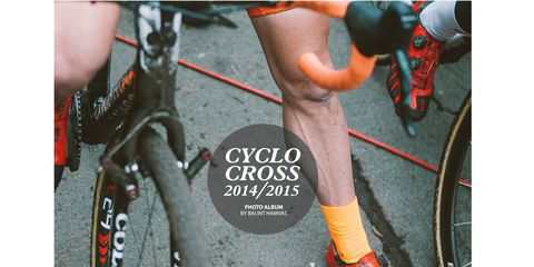 Cyclocross Book