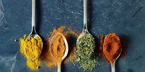 Add These Herbs And Spices To Your Diet