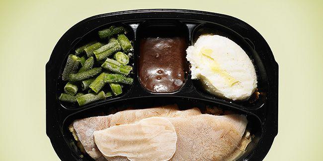 cooking foods in plastic