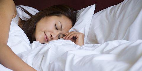 sleeping in and heart health