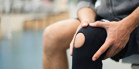 natural knee pain cures