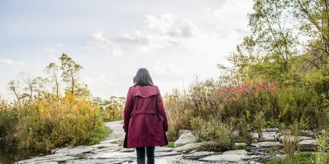 Walking Adds Years To Your Life