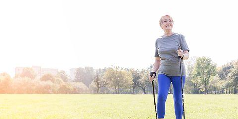 Walk To Reduce Stroke Risk
