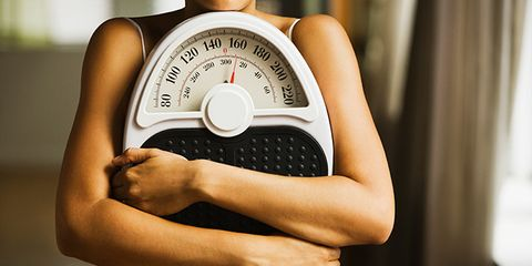 What Happens When You Stop Weighing Yourself