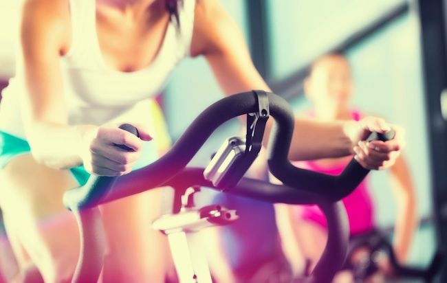 Gross things that can happen to your body at the gym women s