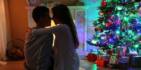 Lighting, Event, Christmas decoration, Interior design, Room, Holiday, Interaction, Interior design, Christmas tree, Christmas ornament,