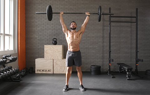 Discover the Workout We Call 'Psychotic Shoulders'