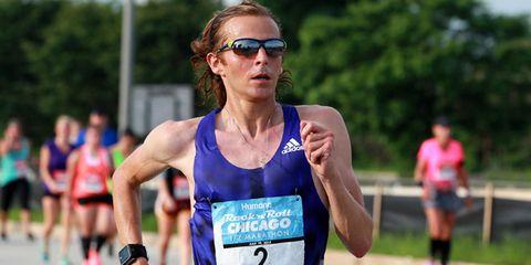 Olympic Marathon Trials contender Jeffrey Eggleston