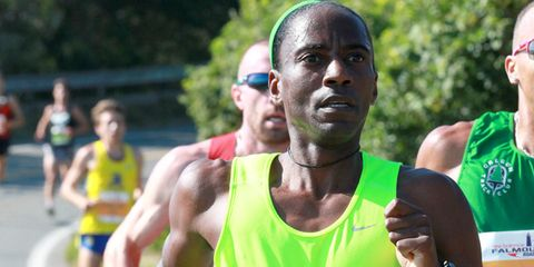 Kevin Castille aims for marathon trials at age 43