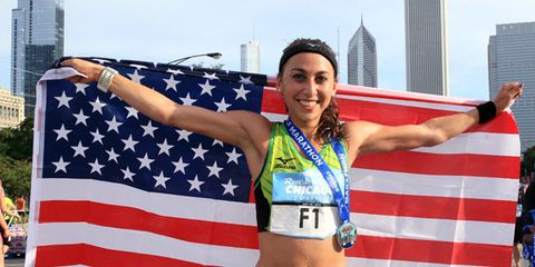 Olympic Marathon Trials contender Maegan Krifchin