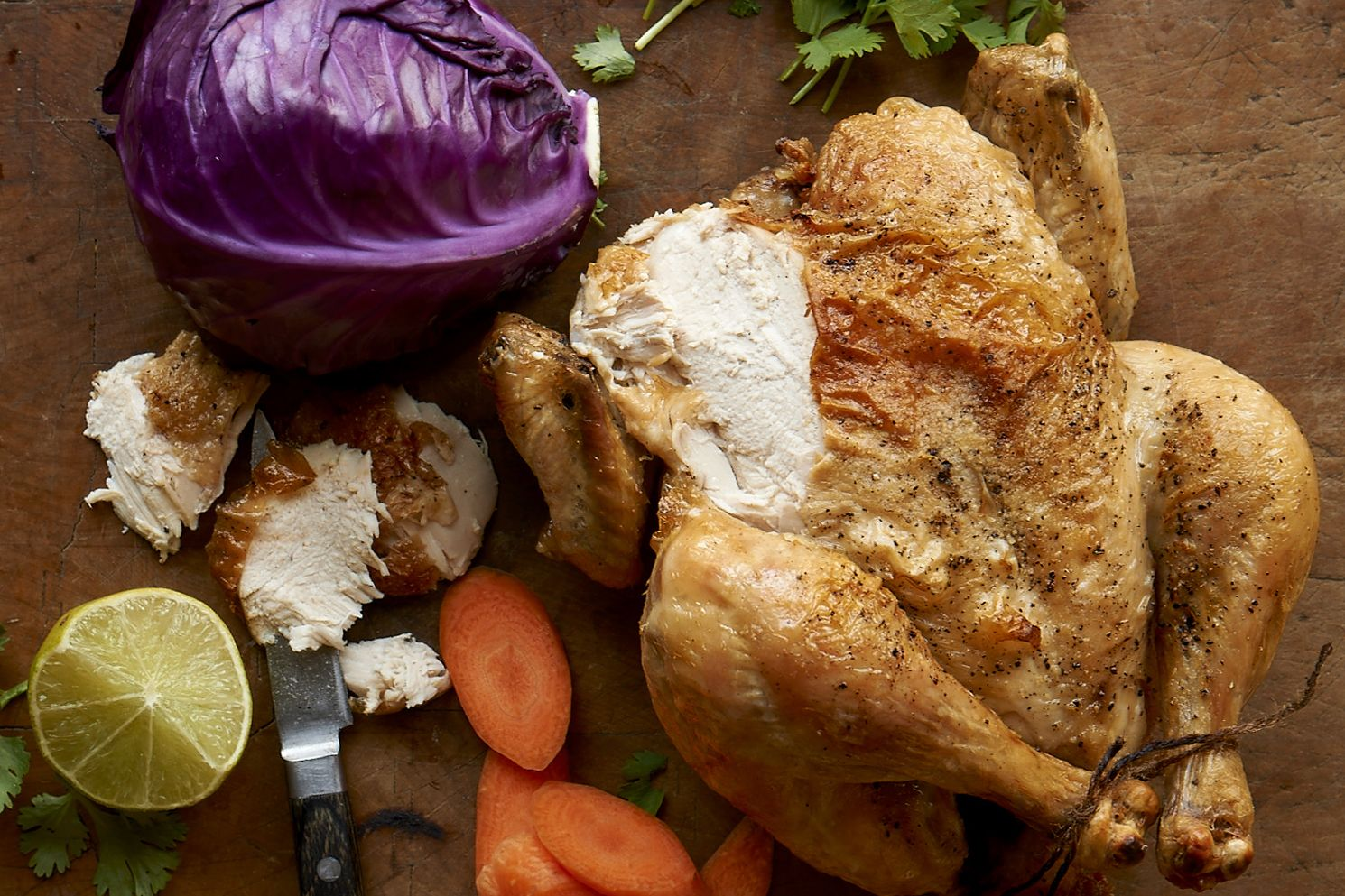 Six Fast and Nutritious Chicken Recipes