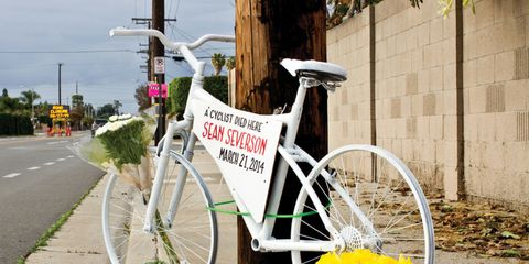 Ghost bikes are important to the friends and family of the fallen cyclists, and can be a powerful tool for communities to start a dialogue about the lack of bike infrastructure in historically underserved neighborhoods.
