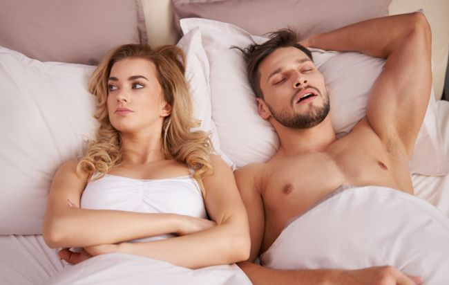 Having sex with someone who is sleeping