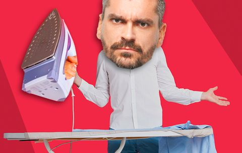 How to Never Iron Your Clothes Again