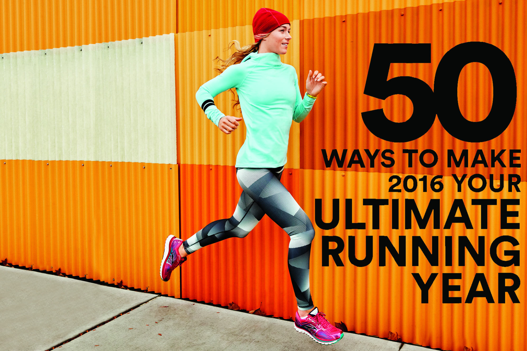 A Month by Month Guide to 2016   Runner's World