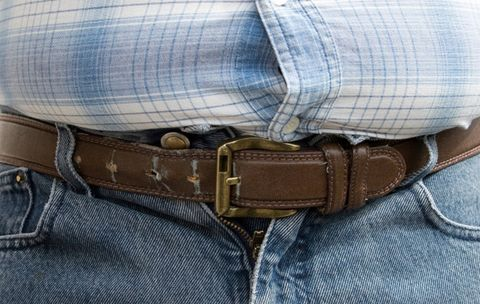 How a Bigger Belt Size Can Shrink Your Brain