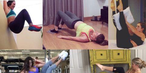 5 fantastic instagram workout videos