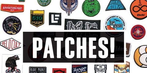 Cycling Patches