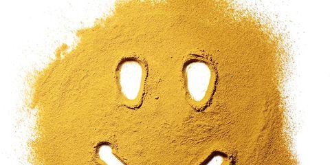 Yellow, Facial expression, Circle, Illustration, Drawing, Painting, Graphics, Animated cartoon,