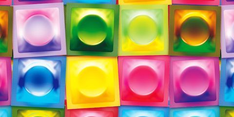 Colorfulness, Yellow, Pattern, Majorelle blue, Tints and shades, Magenta, Electric blue, Teal, Circle, Plastic,