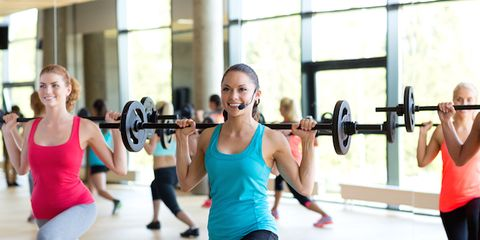 Arm, Leg, Physical fitness, Human leg, Chest, Chin, Shoulder, Exercise, Sportswear, Standing,