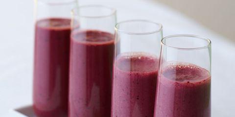 Health shake, Vegetable juice, Drink, Food, Ingredient, Juice, Liquid, Magenta, Pink, Smoothie,