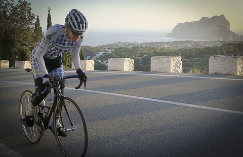 Sprint Intervals Help Tired Cyclists Get Energized Quickly