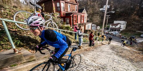 Steepest Cycling Climbs in the USA