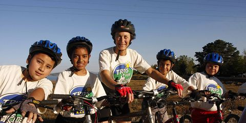 Trips for Kids founder Marilyn Price will step down this year after 27 years heading the organization she founded.