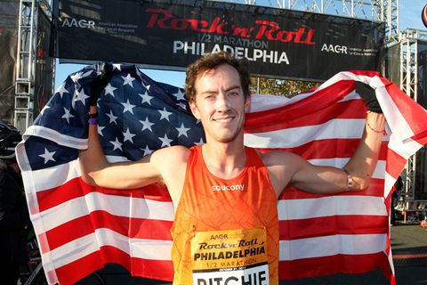 Olympic Marathon Trials Contender: Tim Ritchie