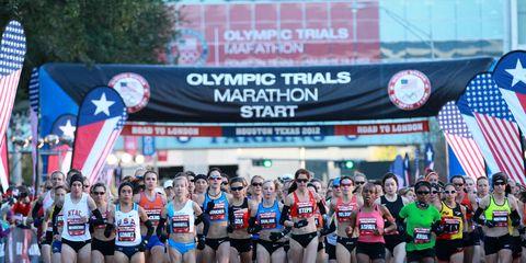Olympic Marathon Trials standards softened