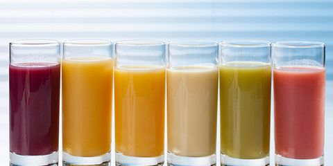 What Juice Cleanses Do To Your Body