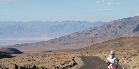 The 2013 Badwater 135.