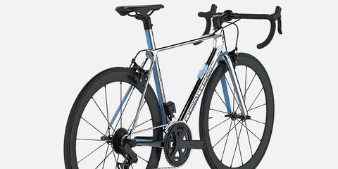 If it makes it to market, the Cerevo Orbitrec could be the first bike made with 3D-printed lugs available to the public