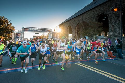 How to Avoid Going Out Too Fast in Your Race