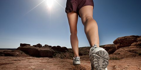 Walking Trips For Firm Thighs