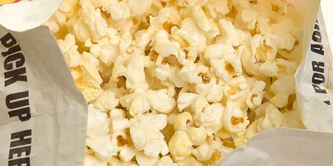 Does Microwave Popcorn Cause Lung Disease