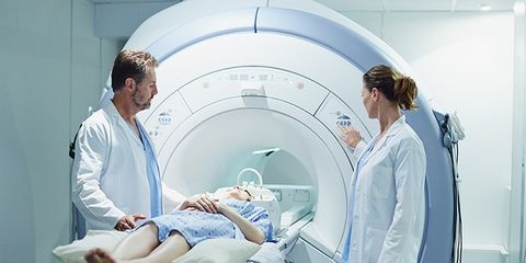 What It's Like To Get An MRI