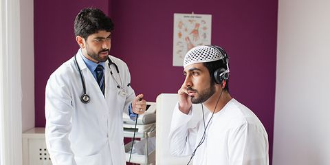 Two-Minute Hearing Test