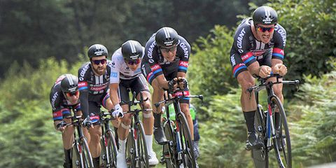 team giant-alpecin riders competing in 2015 Tour de France